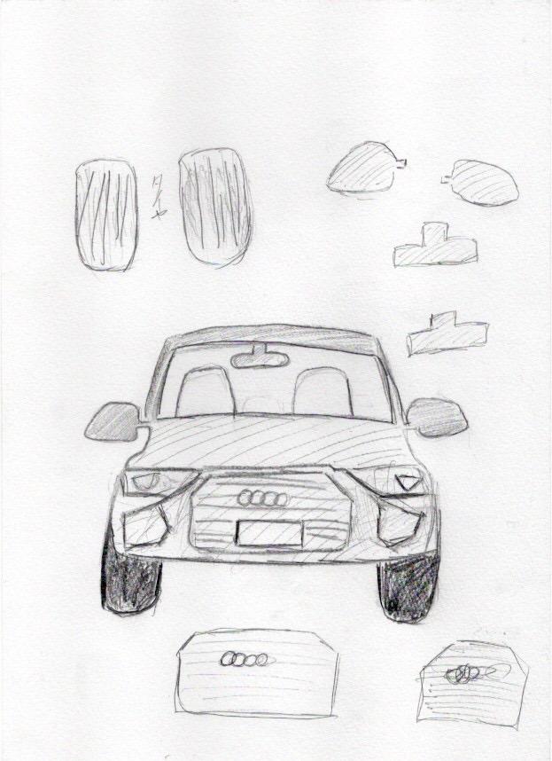 車を作る人