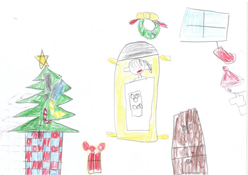 クリスマスのたんじょうび