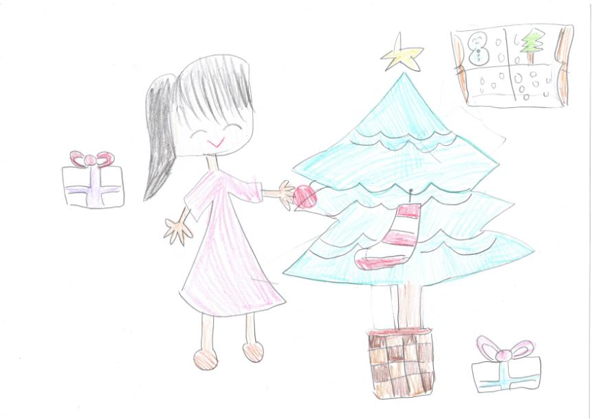プレゼントは何かな
