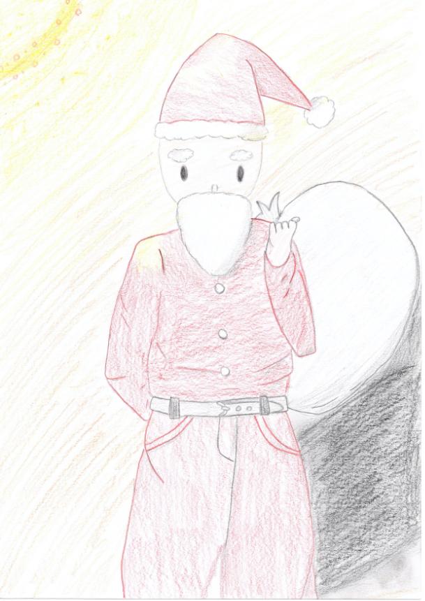 クリスマスのヒーロー